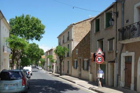 Rue St-Jean, Roujan