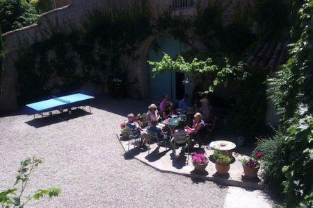 Courtyard R&R