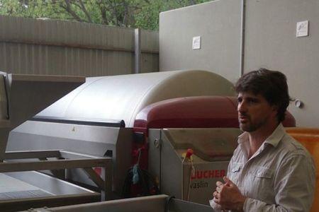 The vinyard owner